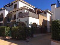 Spanish Villa To Rent