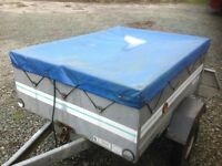 Trelgo Trailer 3' x 4' with cover