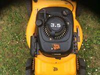 Petrol mower - Petrol Lawnmower