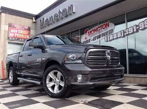 2016 Ram 1500 Sport Touch screen 4x4