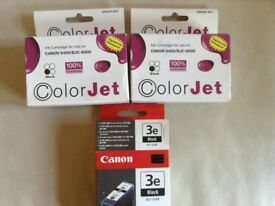 Ink Cartridges x 6