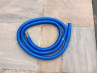 Waste pipe for Motorhome
