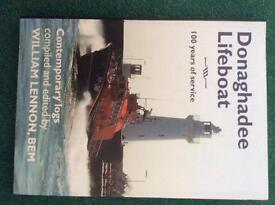 Donaghadee Lifeboat. 100 years of service.