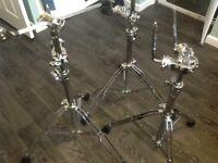 Cymbal selection