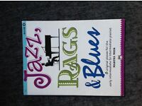 Martha Mier: Jazz, Rags And Blues - Book 2 - Piano Sheet Music - 8 Pieces