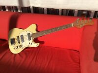 Jedson shortscale telecaster bass, late 60's/early 70's