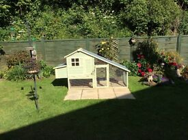 Sussex chicken coop with many extras