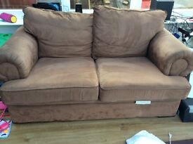 Two sofas good condition