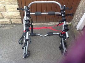 Halfords car bicycle carrier