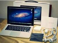 """Boxed Macbook Pro 13"""" 2012 As New"""