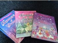 3 Fairy Tale Treasury Books