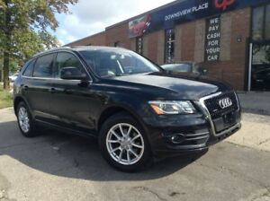 2011 Audi Q5 3.2L PREMIUM | PANO ROOF | SIDE ASSIST | KEYLESS G