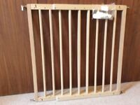 BabyDan Extending Wooden Safety/Stair Gate