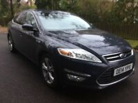 2014 Ford Mondeo 2.0TDCi Titanium x Bus.ED leather nav BUY FOR £30 PER WEEK