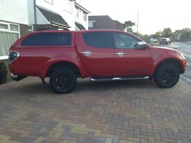2014 Mitsubishi L200 Warrior D/C Long Bed Auto Pickup, high spec & low mileage