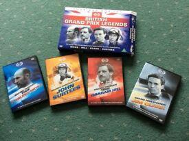 Grand Prix legends dvd set