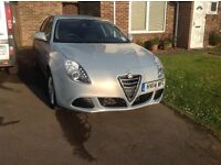 Alfa Romeo Giulietta. One owner. Low miles. New MOT. Service history. Great looking car.