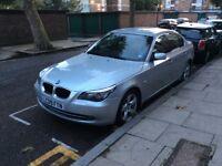 2009 BMW 5 Series 520d Excellent Condition !! BARGIN !!