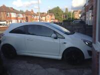 Vauxhall Corsa limited edition low mileage