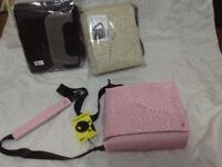 Arkio messenger travel school gym work bags new £10 each