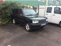 Range Rover auto diesel full service history mint condion