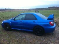 Subaru Impreza WRX UK2000 swap/px