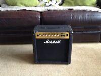Marshall MG 15 Guitar Amp