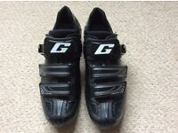 Men's Gaerne Futura Carbon Composite Cycling Shoes Size 41