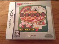 Vegas Casino High 5! Nintendo DS Game