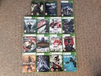 Xbox One games / 360 games