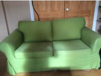 2 and 3 seater EKTORP IKEA Sofas