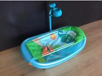 Mothercare Summer Infant Ocean Buddies Bath Tub