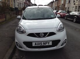 1.2 Nissan Micra Automatic