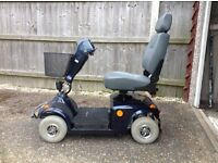 FREERIDER four wheel Mobility Scooter