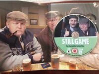 STILL GAME: The Complete Series 1. Great Condition.