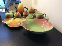 Carlton Ware apple and Pear China