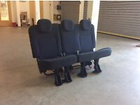 Seats for Nissan NV200 combi