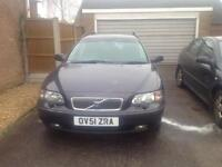 Volvo v70 2.4 automatic with built in sat nav & car phone