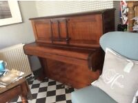 Free to collector upright piano sounds lovely