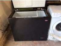 Black new russel Hobbs chest freezer 95 cm wide
