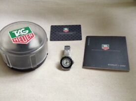 Tag Heuer Formula 1 Lady WA1418. Very good condition