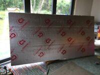 2 Celotex insulation boards 100mm