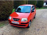 Hyundai amica only 42,000 miles