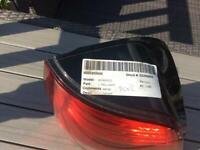 Kia rear light lens