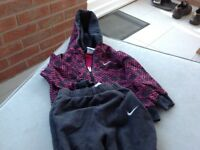 Nike tracksuit age 18-24 months