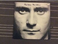 Vinyl Album. Phil Collins. Face Value.