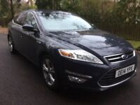 Ford mondeo 2.0tdci Titanium x Business Edition leather nav BUY FOR £33 PER WEEK