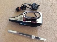 Electric Carving Knife Black and Silver by Cookworks hardly used