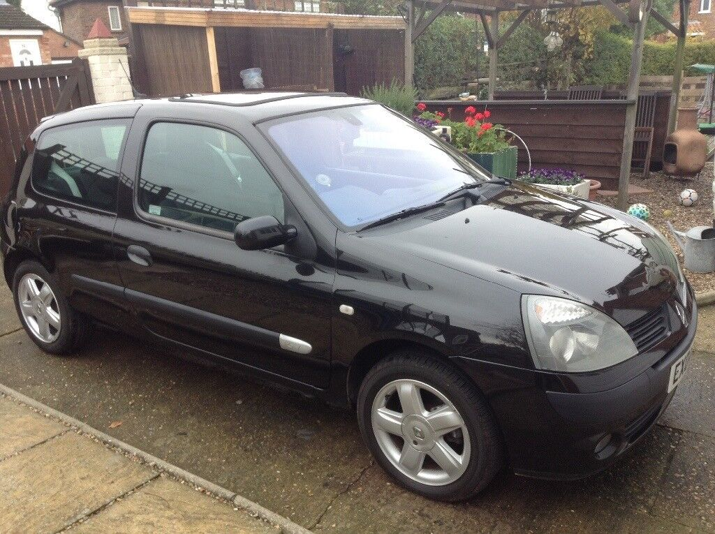 renault clio dynamique 1 5 sport 2004 in norwich norfolk gumtree. Black Bedroom Furniture Sets. Home Design Ideas
