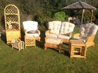 8 Piece conservatory set